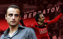 """Dimitar Berbatov: """"Man City có chất hàng núi tiền, Man United vẫn là giấc mơ của tôi"""""""