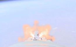 Nga công bố video khoảnh khắc tàu vũ trụ Soyuz nổ tung ở vận tốc 6.000 km/h