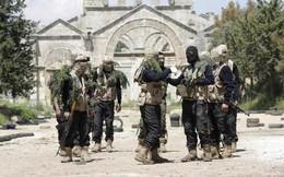 Syria: Iran rót tiền cho quân nổi dậy thân Mỹ quay súng tấn công Israel