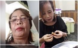 """Ham livestream, cô dâu 62 tuổi lộ rõ vẻ già nua như chưa thẩm mỹ, dân mạng nghi ngờ """"làm màu"""" để bán hàng online"""