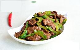 Từ khi học được bí quyết của đầu bếp Mỹ, món thịt bò xào của tôi lúc nào cũng mềm tan, thơm ngon hấp dẫn