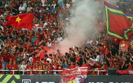 Liên đoàn bóng đá Myanmar cấm CĐV Việt Nam mua vé chợ đen
