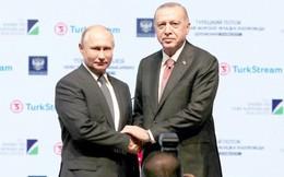 Dòng chảy Thổ Nhĩ Kỳ: Minh chứng về sự đảo chiều trong quan hệ với Nga