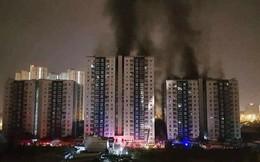 Vụ cháy 13 người chết ở chung cư Carina Sài Gòn: Thay đổi biện pháp ngăn chặn với chủ đầu tư