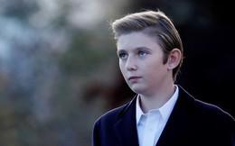 """Gia đình Tổng thống Trump gây sốt khi xuất hiện cùng nhau nhưng """"soái ca"""" đẹp trai lạnh lùng này mới là tâm điểm"""