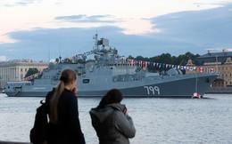 Nga và Ấn Độ hợp tác đóng tàu khinh hạm