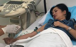 Diva Hồng Nhung nhập viện giữa ồn ào ly hôn chồng Tây vì xuất hiện người thứ 3
