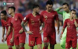 """LĐBĐ Indonesia bị """"sờ gáy"""" sau khi đội nhà """"rớt đài"""" khỏi AFF Cup ngay từ vòng bảng"""