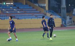 """""""Messi Campuchia"""" ngỡ ngàng với sân Hàng Đẫy, sẵn sàng đấu tuyển Việt Nam"""