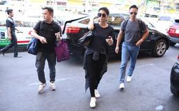 Ngôi sao đình đám TVB Hồ Hạnh Nhi cùng chồng đại gia sang Việt Nam
