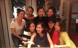 """Hội tỷ muội thâm giao TVB: """"Hội bà 8"""" có Hồ Hạnh Nhi hạnh phúc viên mãn, """"Thất tỷ muội"""" có Xa Thi Mạn quyền lực nhất nhì showbiz"""