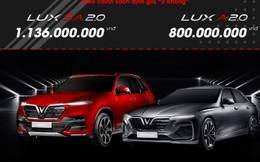 [Inforgraphics] Tốc độ đáng nể của xe VinFast LUX