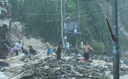 Tin bão khẩn cấp cơn bão số 9: Bão giật cấp 13, chỉ còn cách Vũng Tàu khoảng 60km