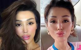 Cận cảnh gương mặt của Maria Đinh Phương Ánh sau khi trở lại showbiz