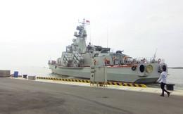Vùng 2 Hải quân chủ động phòng chống bão số 9