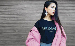 """""""Bóc phốt"""" tin nhắn của NTK Dolce & Gabbana, mẫu nữ gốc Việt được dân mạng Trung Quốc tung hô"""