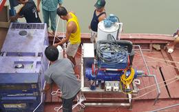 Việt Nam chế tạo thành công máy làm đá ướp cá từ nước biển