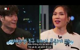 """Mỹ Tâm nói tiếng Hàn cực chuẩn, """"nghiến răng đe dọa"""" vì Kim Jong Kook chưa đến... Đà Nẵng"""