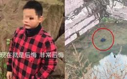 Bị người lạ mặt giật balo, bé trai 10 tuổi hoảng sợ đến báo cảnh sát, sự thật khiến ai cũng ngã ngửa