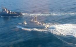 """Tàu Nga đụng độ ở Biển Đen: Ukraine """"âm mưu"""" tạo khủng hoảng, Mỹ cần ra tay hóa giải?"""