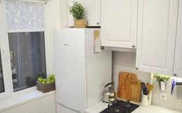 6 cách khắc phục hay ho để tủ lạnh cạnh bếp nấu vẫn ổn cả về độ bền cũng như phong thuỷ