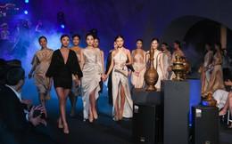 Các Hoa hậu, Á hậu trong dạ tiệc khánh thành Bảo tàng thế giới cà phê