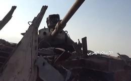 Houthi sử dụng tổ hợp tên lửa chống tăng Metis hủy diệt xe tăng М-60 Mỹ ở Yemen