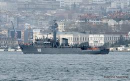 Reuters: Nga điều tàu quét mìn Phó đô đốc Zakharin tới biển Azov