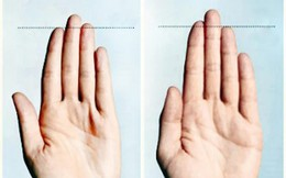 12 biểu hiện của người thông minh: Ngón tay đeo nhẫn càng dài càng thông minh! (Phần cuối)