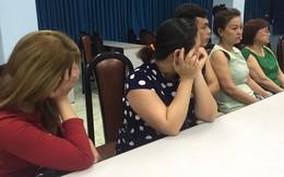 """Bà bầu 8 tháng cùng gần 20 con bạc sát phạt tại sới bạc """"khủng"""" ở Sài Gòn"""