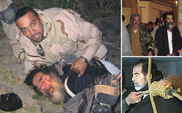 Chiến dịch Bình Minh Đỏ: Lần ra dấu vết Saddam Hussein từ... một con ngựa trắng