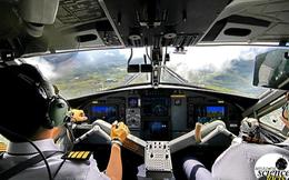 Sự thật thú vị: Vì sao hai phi công trên cùng 1 máy bay không bao giờ ăn cùng món?