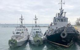 Nga công bố danh sách vũ khí được trang bị trên tàu hải quân xâm phạm Biển Đen của Ukraine