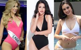 Giành vương miện Hoa hậu Trái đất, Phương Khánh phải vượt qua các đối thủ nóng bỏng nào?