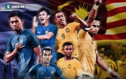 """Dùng """"Lão hổ thượng sơn"""", Malaysia vẫn bại bởi cú """"Tượng quyền"""" tuyệt luân của Thái Lan?"""
