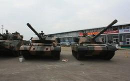 """""""Hoa mắt"""" trước gia đình xe tăng Type 59 nâng cấp tại Zhuhai Airshow 2018"""