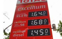 Giá dầu mỏ thế giới tăng đẩy giá khí đốt tại Pháp cao kỷ lục