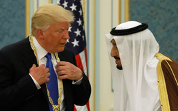 """Nói Ả Rập Saudi """"không biết dùng vũ khí"""" Mỹ, ông Trump vẫn không hủy bỏ thỏa thuận tỉ USD"""