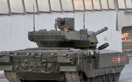 Siêu xe tăng Nga trang bị công nghệ tàng hình và hệ thống phòng thủ chủ động mới nhất