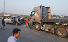 Từ vụ xe container đâm Innova lùi trên cao tốc, thủ tục Giám đốc thẩm thực hiện thế nào?