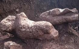Phát hiện 4 bức tượng cổ khỏa thân ở Hy Lạp