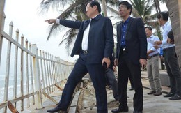 """Chủ tịch Đà Nẵng: """"Tôi mang máy ảnh ra chụp, họ chạy tán loạn"""""""