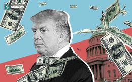 """Không phải Nga """"bóp nghẹt"""" nền dân chủ Mỹ, mà là tiền từ thế lực hắc ám và chính trị tàng hình"""