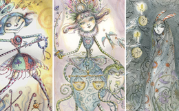 Rút một lá bài Tarot để nhìn ra những nguy cơ đang tiềm ẩn trong cuộc sống tưởng như yên bình