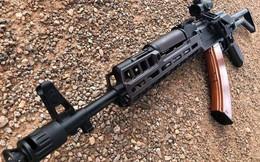 Ốp nòng GKR dùng cho súng tiểu liên AK có gì đặc biệt?