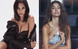 Vẻ đẹp bốc lửa của dàn mỹ nhân lần đầu được sải bước trong show nội y Victoria's Secret