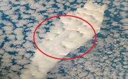 """Vật thể hình quan tài đang trôi vào """"nghĩa địa"""" của Nam Cực: NASA nói gì?"""