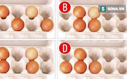 Khám phá điểm mạnh của bạn chỉ bằng 4 quả trứng: Hãy chọn và đọc luận giải