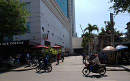 Người đàn ông gieo mình nghi tự tử tại toà nhà Saigon Trade Center ở Sài Gòn
