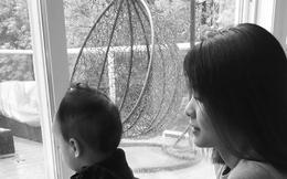 """Tăng Thanh Hà chia sẻ toàn bộ cuộc sống """"bà mẹ bỉm sữa"""" của cô"""